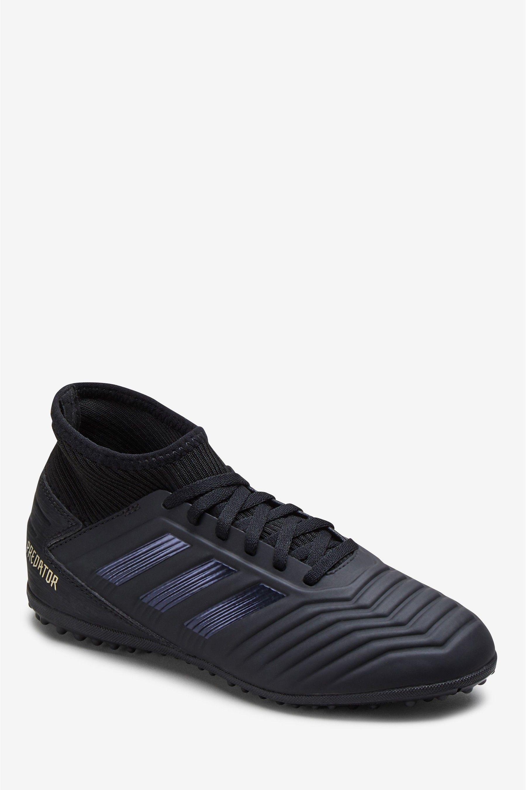 Boys adidas Dark Script Black Predator Turf Junior & Youth ...
