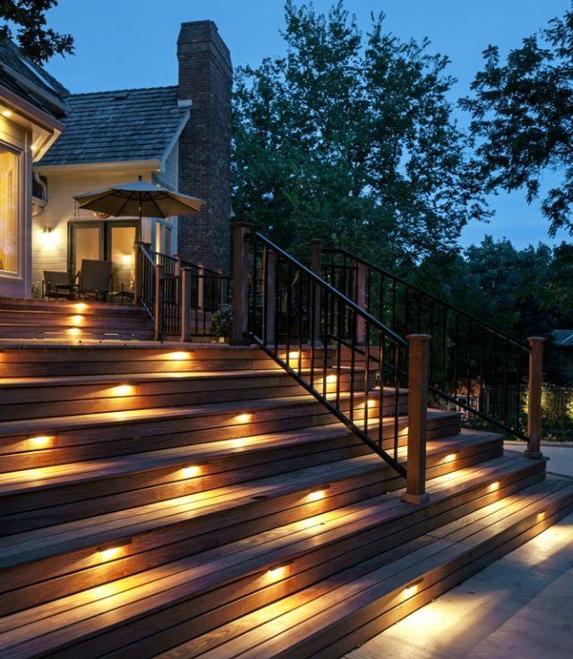 The lighting design