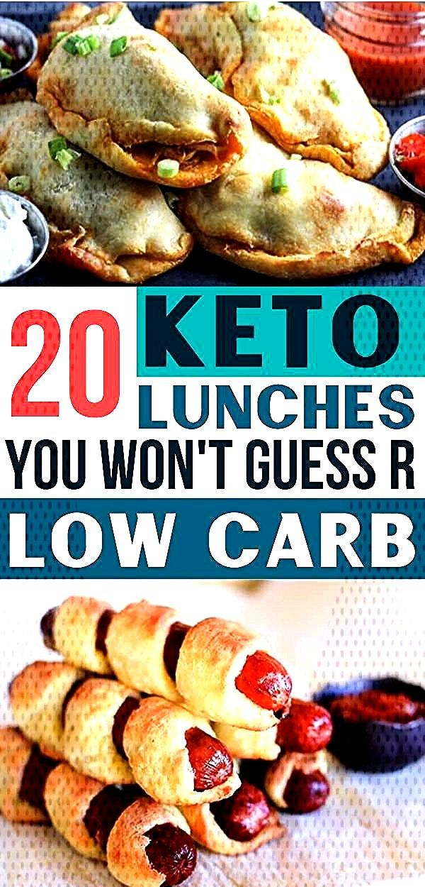 These easy keto lunches are so EASY! These are the BEST low carb lunch recipes ever! My fav ketogen