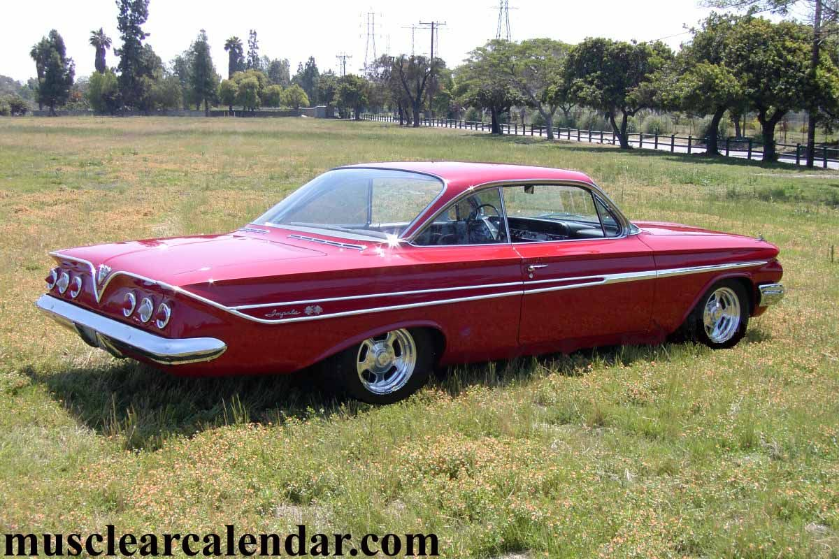 1961 Chevy SS Impala 409 4sped! Serious old school | Wheels ...