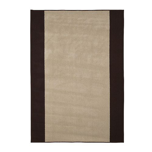 4x6 Karby Rug Low Pile Ikea The Anti Slip Backing Keeps Firmly In Place On Floor And Reduces Risk Of Slipping 14 99