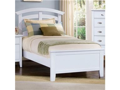 Shop For Vaughan Bassett Furniture Company Arch Bed 3 3 Bb9 Twin