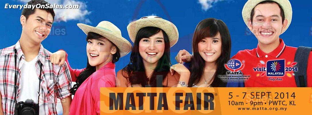 Matta Fair Travel Promotions Malaysia travel, Travel