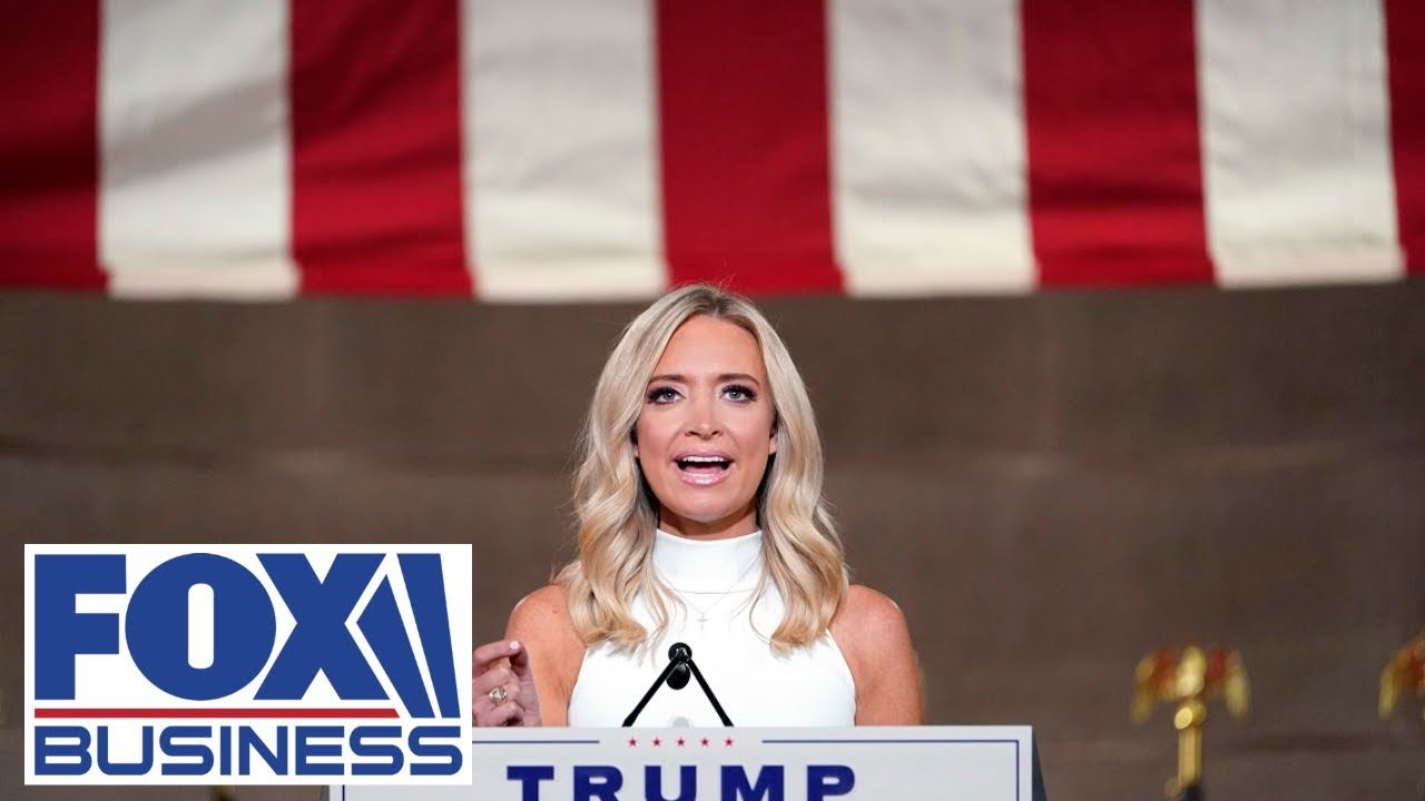Kayleigh Mcenany I Want My Daughter To Grow Up In Trump S America In 2020 Kayleigh Mcenany To My Daughter We The People
