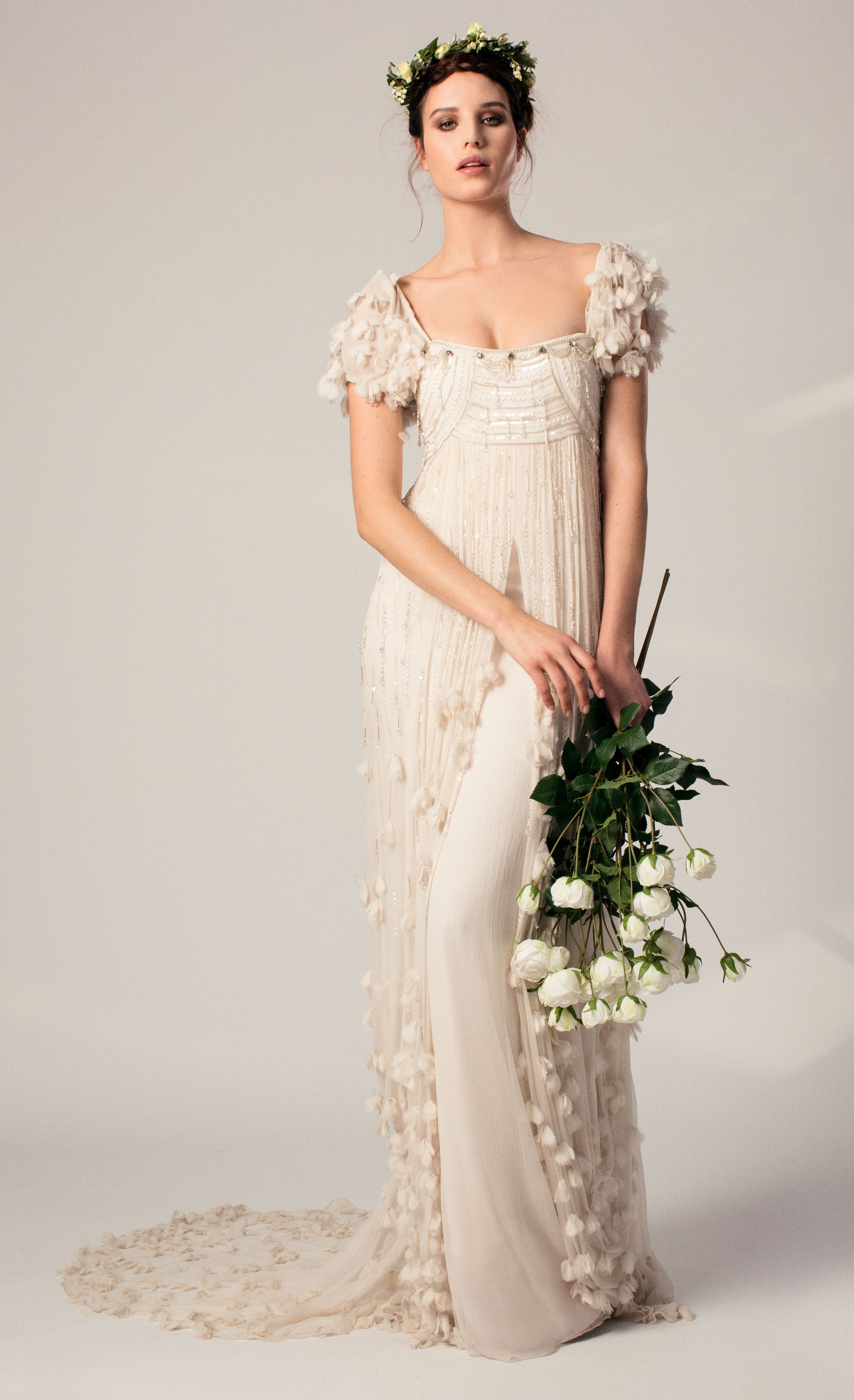 4a9c3f260ee9 Twinkle Dress from the Temperley Bridal Iris Collection