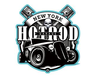 Pin By Rilke Peixoto On Quadros Hot Rod Garage Logo Hot Rods Tractor Art