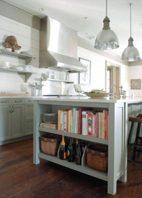 îlot central cuisine ikea et autres- lu0027espace de cuisson - Archzine