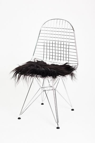 Chair Pad Black
