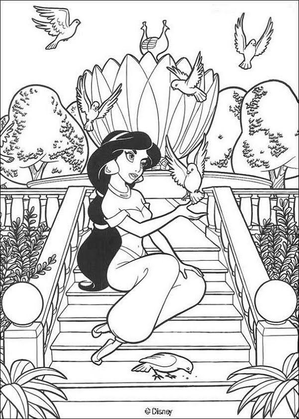 Pin Von Kristen Perry Auf Color Pages Malvorlage Prinzessin Disney Prinzessin Malvorlagen Vogel Malvorlagen