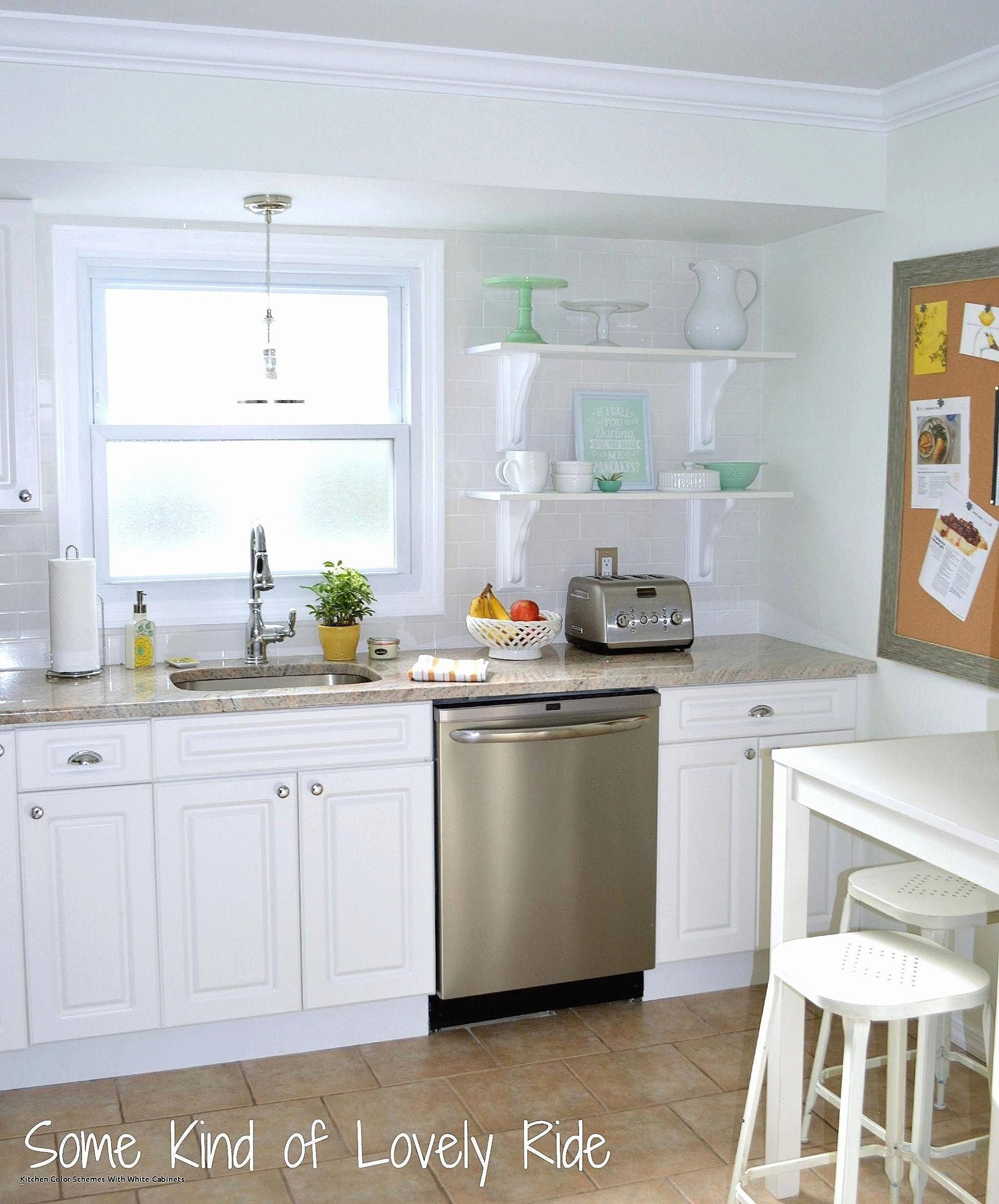 Freshunique Kitchen Cabinet And Wall Color Combinations Dapur