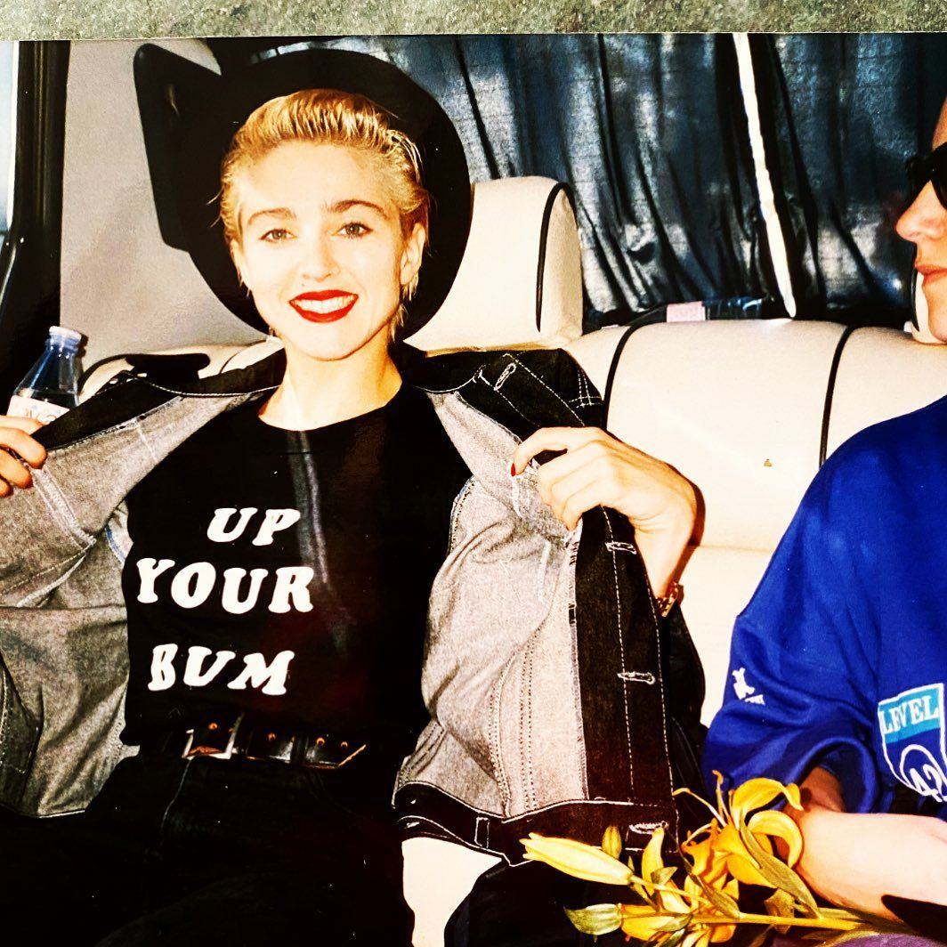 "Madonna on Instagram ""Mood today"