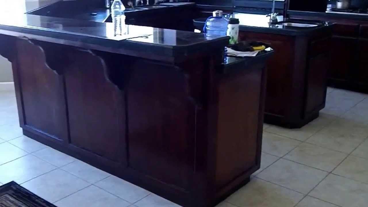 Guzman Cabinets Transformed   CABINET REFINISHING MAGIC   Pinterest