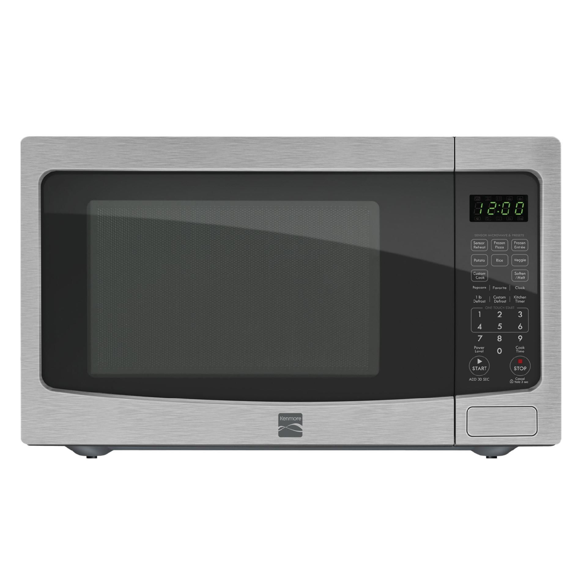 Kenmore Countertop Microwave 1 2 Cu Ft 72123 Sears