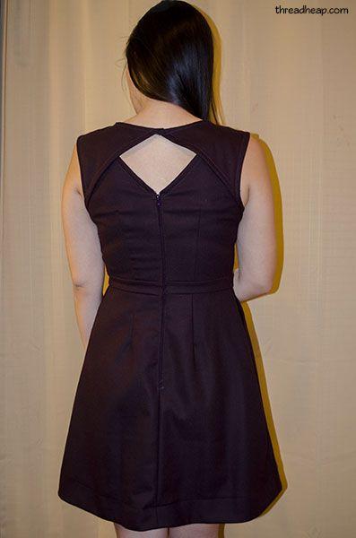Deer and Doe's Belladone Dress - Back