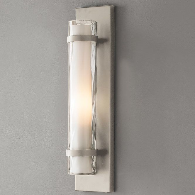 Wave Pattern Wall Sconce Wall Sconces Sconces Wall Patterns