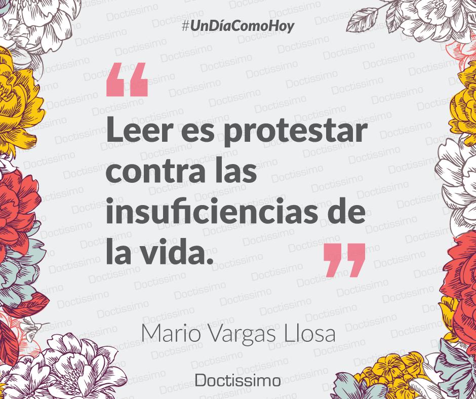 Undíacomohoy Nace El Escritor Peruano Con Nacionalidad