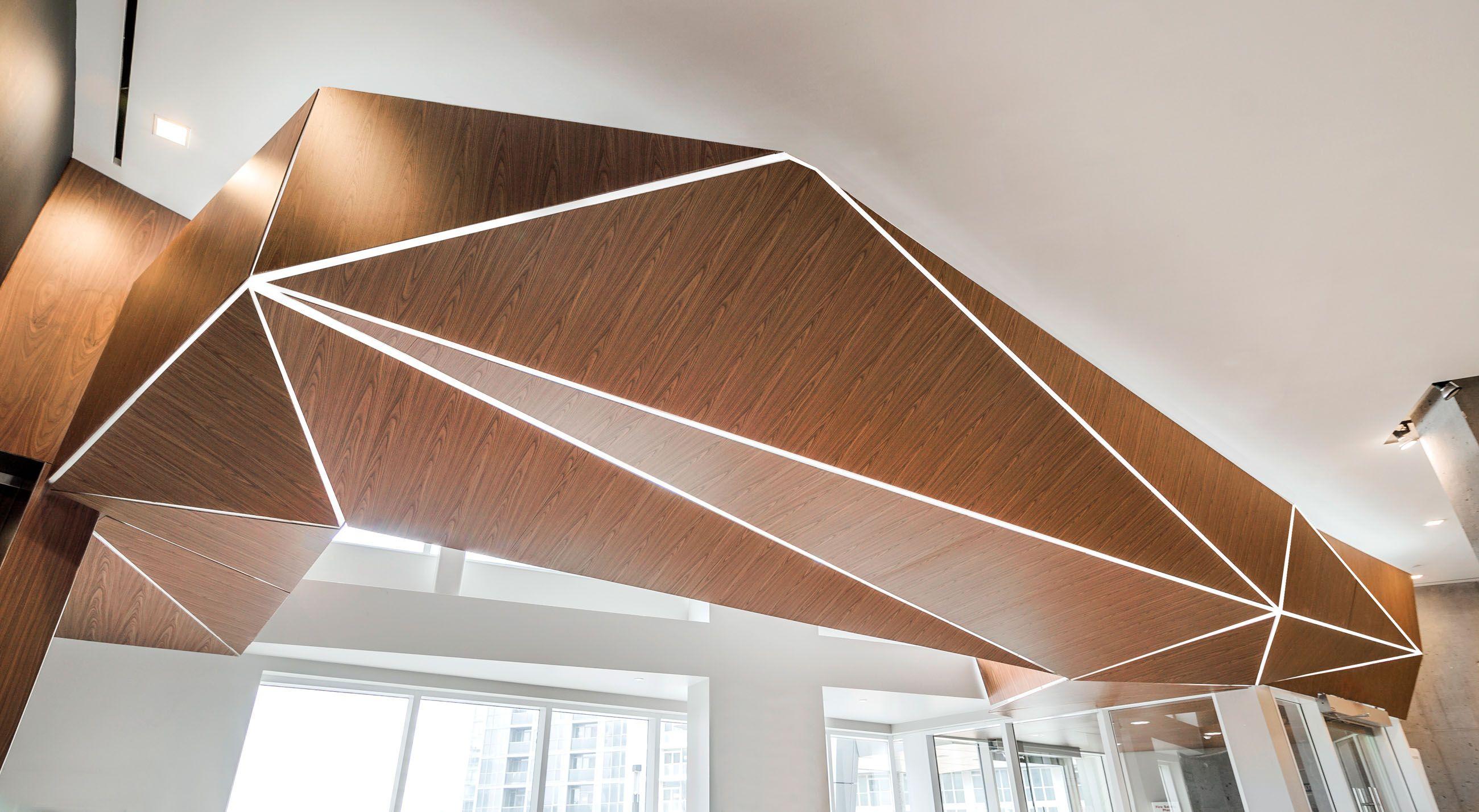 Block 33 | Ceilings | Modern interior design, Architect