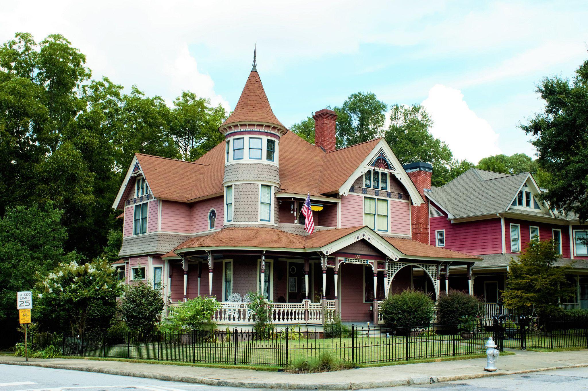 Grant Park in 2019 | Atlanta | Grant park, Georgia homes, Fulton county