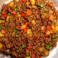Sweet And Spicy Ground Pork Giniling Recipe Pork Giniling Recipe Giniling Recipe Pork Recipes