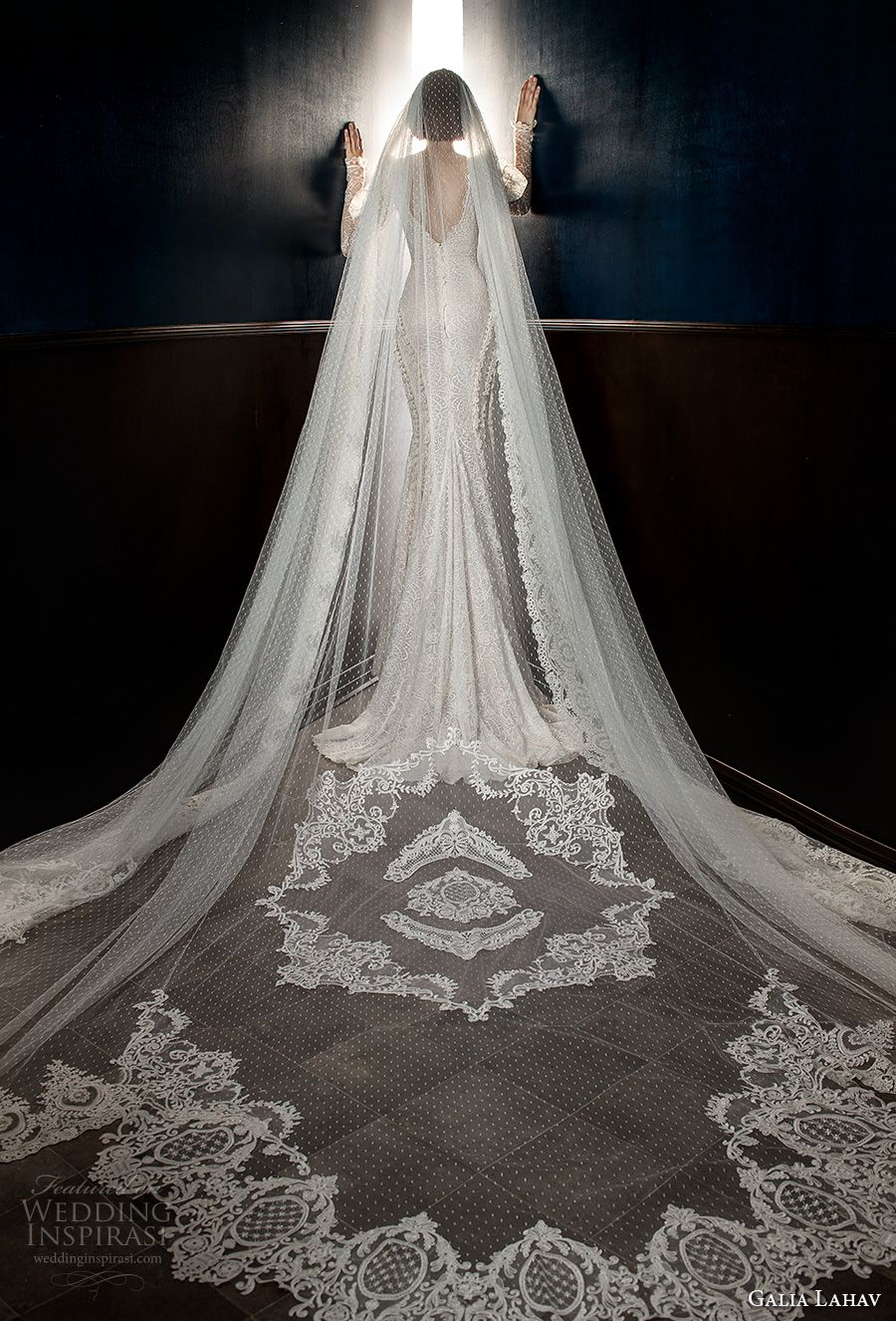 Galia Lahav Spring 2018 Wedding Dresses Victorian Affinity
