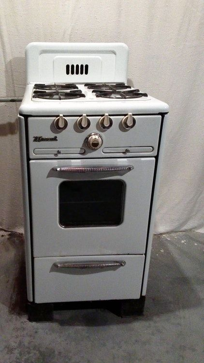 Vintage Wincroft Gas Stove/Oven | Antique apartment stoves ...
