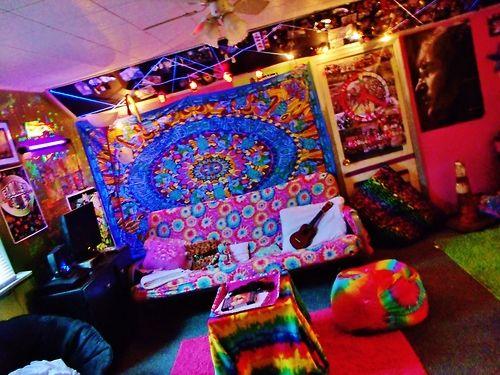 Hippy Room, Room, Hangout Room