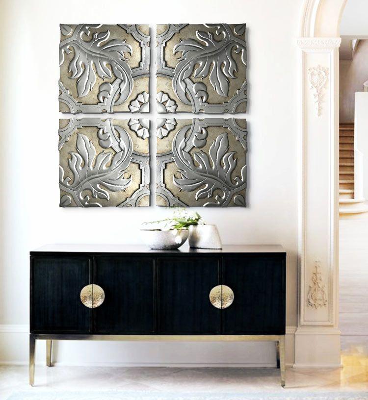 cuadros para entradas en plata cuadros decorativos originales estudio delier perfecto para entradas