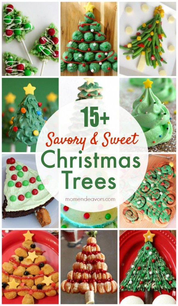 15 savory sweet edible christmas tree recipes christmas tree 15 savory sweet edible christmas tree recipes forumfinder Choice Image