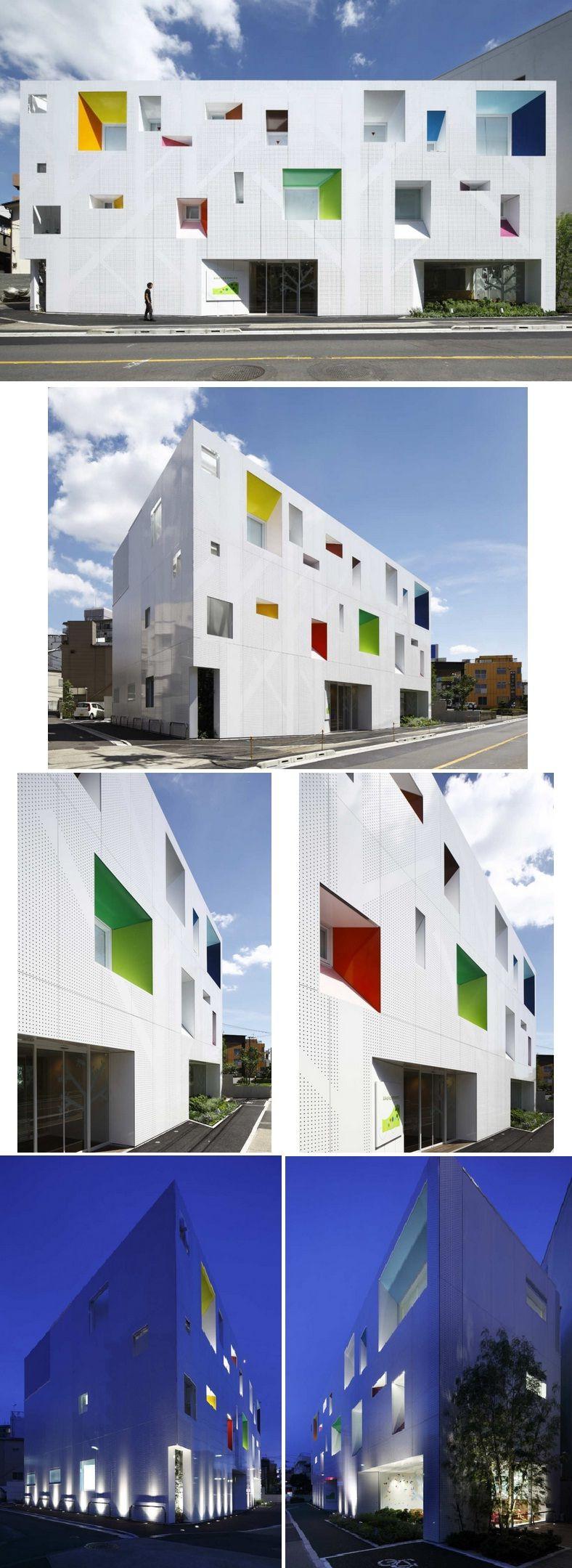 Sugamo Shinkin Bank, Tokiwadai Branch / Emmanuelle Moureaux Architecture +  Design
