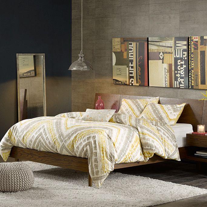 Clark Storage Platform Bed Furniture, Bed sizes, Bed
