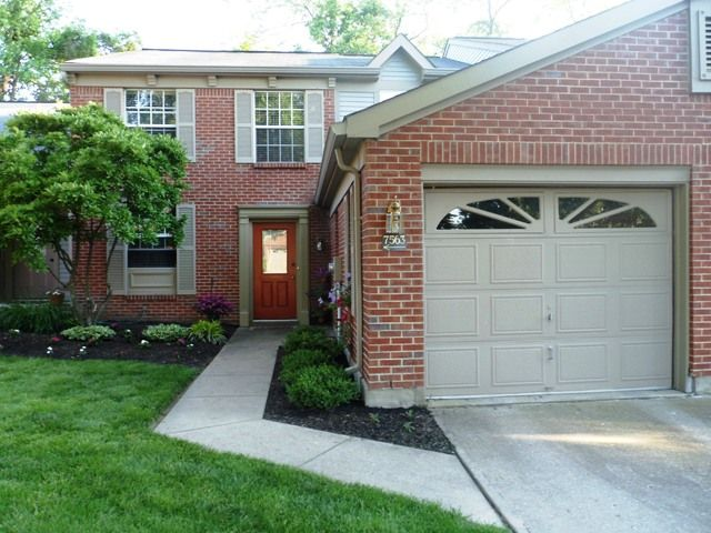Two bedroom condo in Anderson Township, close to shopping and everything. Only $115,000.