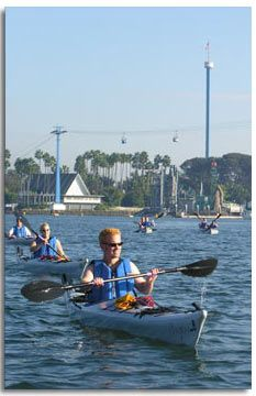 San Go Kayaking On Mission Bay Jessica Bulkhak You Have To Do This With Me When Visit