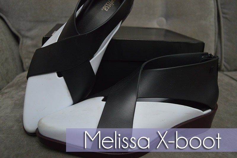 Melissa X-boot - Dance Machine
