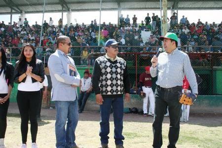 #ElCensorWeb Abre alcalde capitalino final de Béisbol