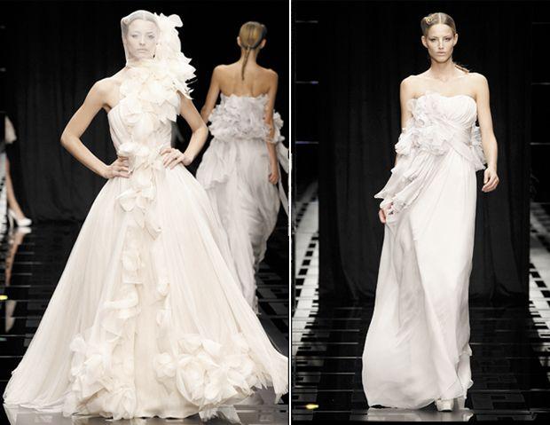 italian haute couture wedding dress designer carlo pignatelli omg im getting married