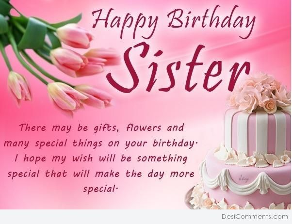 Image result for happy birthday sister post pinterest sister birthday quotes for sister happy birthday sister birthday wishes for sister birthday messages for sister happy birthday wishes for sister bookmarktalkfo Choice Image