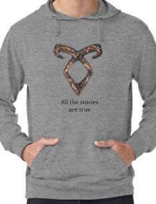 95814bffed81 Collection - Shadowhunters Lightweight Hoodie