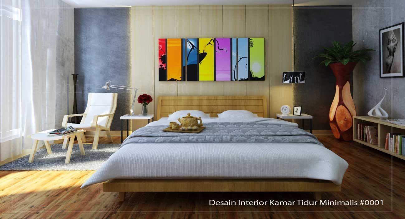 Design interior kamar minimalis - Arsitek Desain Interior Desain Interior Kamar Tidur Minimalis