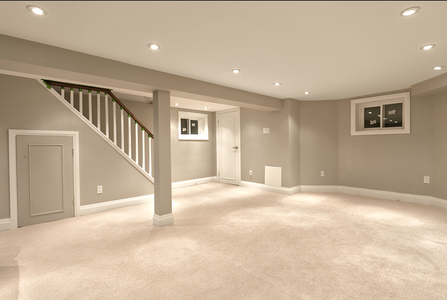 Smoke Embers In A Basement Interior Paint Colors