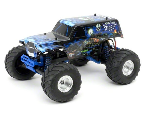 Son Of A Digger Traxxas Son Uva Digger Monster Jam