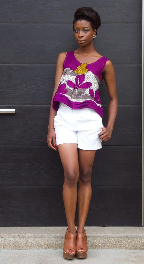 love the sleeveless top