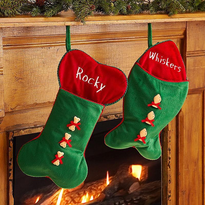 pet stockings holiday season decoration pinterest stockings