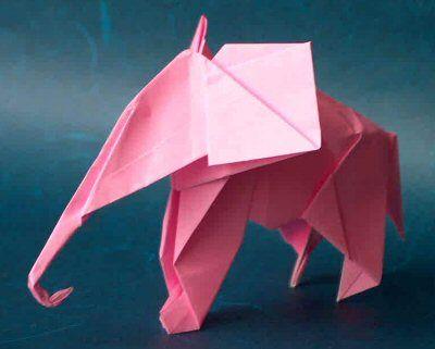 Origami Database - Model Photo
