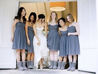 44abb6eaee Matching ugg boots for bridesmaids