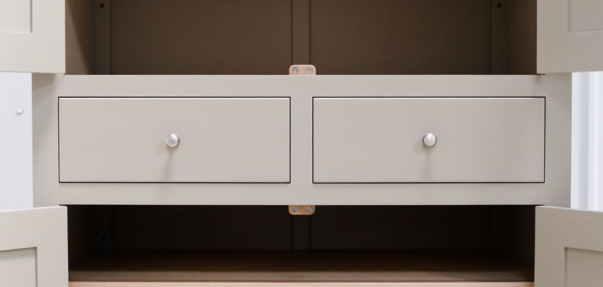 Best Larder Cupboard Handpainted In Farrow And Ball Estate 400 x 300