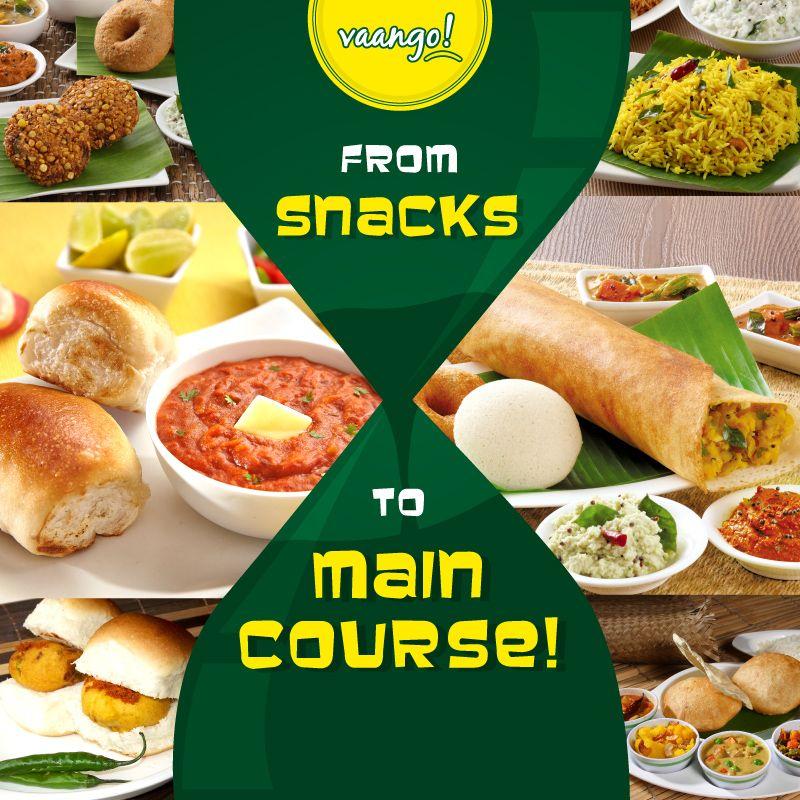 #Vaango takes care of your taste! #Mumbai #Breakfast  #VadaPav  #PaoBhaji Find Nearest Store: http://www.vaango.in/storelocator.aspx