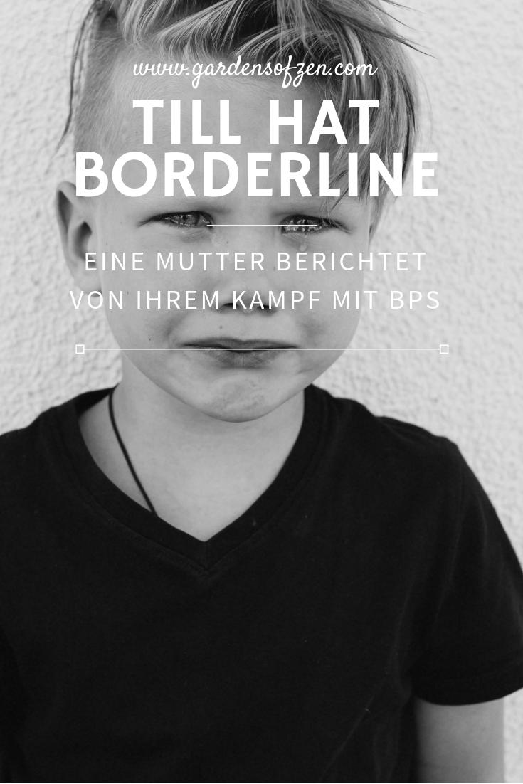 Till hat Borderline | Borderline persönlichkeitsstörung