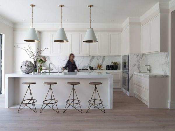 Moderne Weiße Küchen   Kücheneinrichtung In Weiß Planen