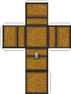 Paper Minecraft 手作りマインクラフト マインクラフト