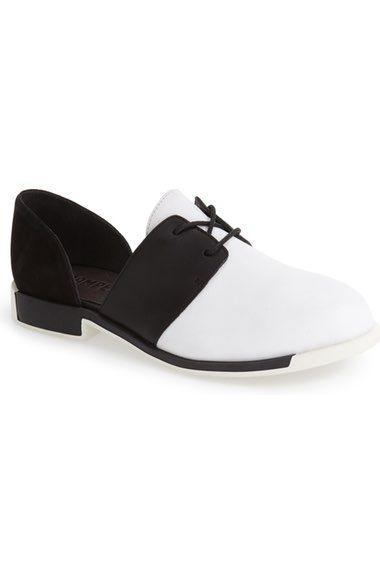 CAMPER 'Bowie' d'Orsay Flat (Women). #camper #shoes #flats